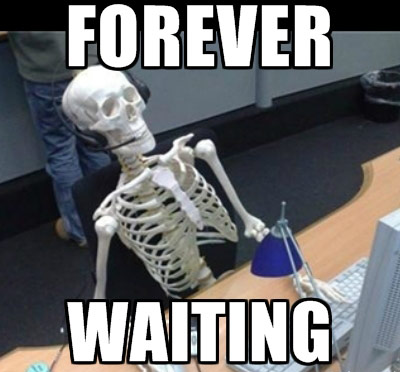 Waiting for book 2