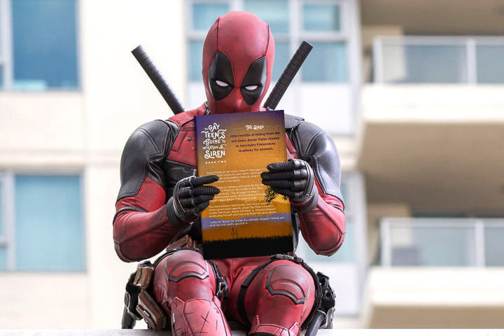 Deadpool LGBTQ