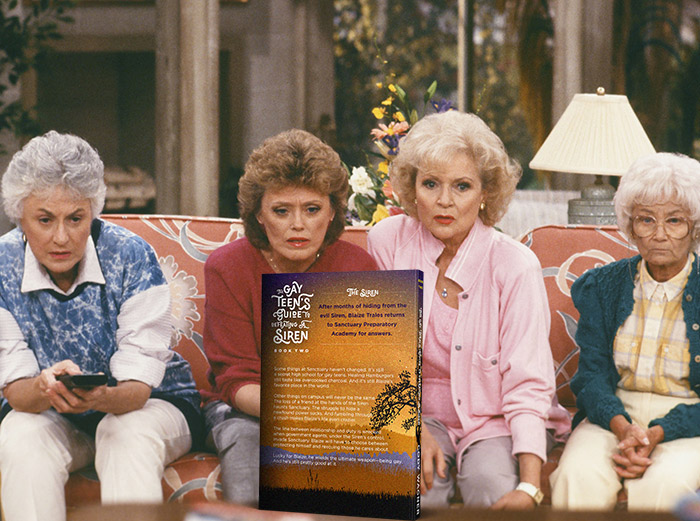 Golden Girls LGBTQ