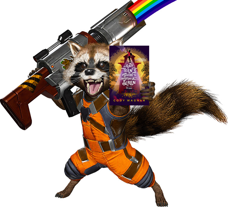 Rocket Raccoon LGBTQ